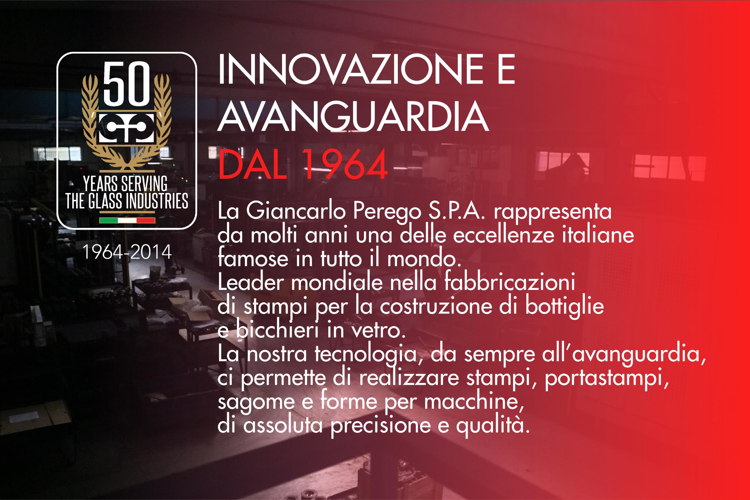 innovazione Giancarlo Perego